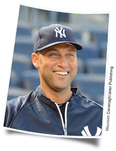 Derek Jeter's 10 life lessons for achieving your dreams