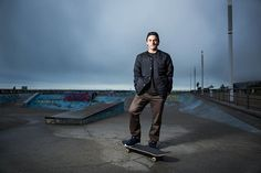 Instagram media by jasonpiekar - Shoot with @joseph_garbaccio #reportage #skateboarder #skateboarding #skate #skateboard #skate #sport #skatepark #bowl #LH #lehavre #strob #photography #photographie #photographer #strobist #photoshoot #trasher #skates #photographe #normandie #potrait #flashportrait