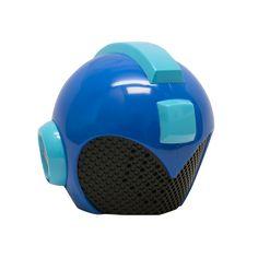 Megaman Helmet Speaker
