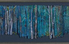 Karen Tunnell quilts in ways I never imagined were possible. Click to see more.