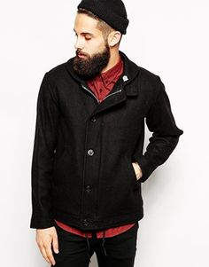 Fidelity+Short+Jacket+in+Wool