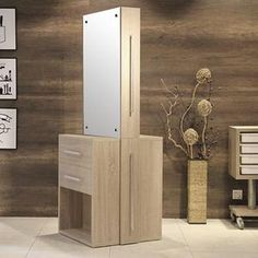Treasury Double-Sided Styling Station sale by Keller International. Sleek design, Storage drawers & pull-out side panels. Hair Salon Stations, Styling Stations, Home Hair Salons, Home Salon, Beauty Salon Design, Beauty Salon Interior, Reclining Salon Chair, Salon Mirrors, Shampoo Chair