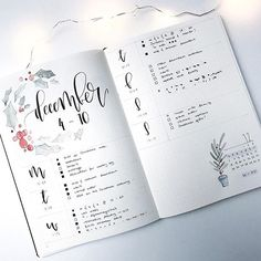 This was last week's spread again with the wrong week number.. at least it was small this time. I've used that empty space on the right page for a weekly review and I may have gone overboard with the wreath? I hope you're having a great week! • • • #bulletjournal #bujo #bulletjournalcommunity #bulletjournaljunkies #wearebujo #leuchtturm1917 #plannergirl #stationery #stationeryaddict #planner #bulletjournaling #studygram #studyspo #bulletjournallove #bujocommunity #bujoinspire #planneraddict…