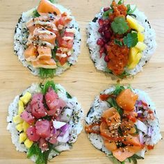 Trendy fitness inspo strong motivation ideas, Food And Drinks, Trendy fitness inspo strong motivation ideas Sushi Taco, Seafood Recipes, Cooking Recipes, Sushi Rolls, Asian Recipes, Healthy Recipes, Food Porn, Aesthetic Food, My Favorite Food