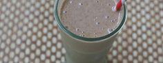 SWEET AND HEALTHY: PALEO HAZELNUT AND BANANA SMOOTHIE RECIPE | Paleo Recipes for the Paleo Diet