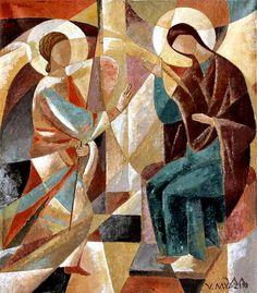 Vasiliy Myazin - Annunciation I