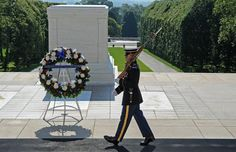Arlington National Cemetery caps 150th year at Tomb of the Unknowns
