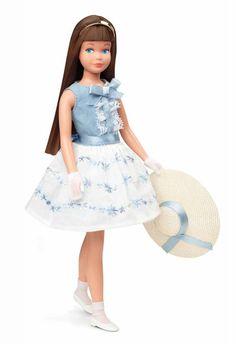 Skipper 50th Anniversary Doll Brunette - 2014 - 60 EUR