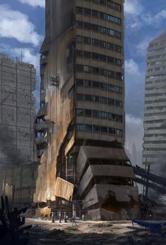 147 best post apocalyptic art images on pinterest apocalypse end scavengers concept art by mutiny in the air conceptart scifi concepts fandeluxe Images