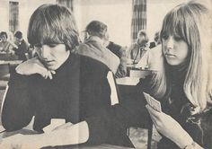 George and Pattie~