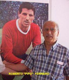 Roberto Pipo Ferreiro, un histórico como jugador y como DT. Club, Sport, Devil, Athlete, Deporte, Excercise, Sports, Exercise