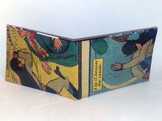 Comic Book Wallet// Golden Age Batman