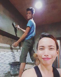 @barbiexiao on Instagram: Selfie sa daw me ni Luken. Kung meron carrot man. Meron naman kami...