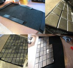 """"""" Project Megacon: Loki~Part 9 (I think) Time to add the tiles to the pants. Cosplay Tutorial, Cosplay Diy, Halloween Cosplay, Cosplay Costumes, Halloween Costumes, Cosplay Ideas, Costume Ideas, Loki Dress, Lady Loki Cosplay"""
