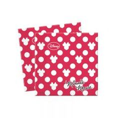 Parti Beta - Minnie Mouse Fashion Kağıt Peçete #minnie #mouse #napkins