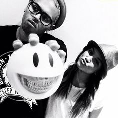 Chris Brown et sa girlfriend Karrueche Tran
