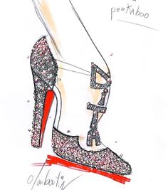 8d211be8a00 Dita Von Teese Reborn in The Art of the Teese. Crazy Horse ParisChristian  Louboutin ...