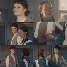 Anne with an E Gilbert Blythe, Anne And Gilbert, Amybeth Mcnulty, Anne White, Anne With An E, Japon Illustration, Anne Shirley, Cuthbert, The Avengers