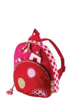 Kindergartenrucksack Elfe Liz pink