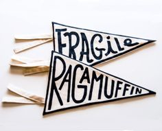 Pennant Flag by romawinkel on Etsy I need the Ragamuffin one for over Bert's bed. Boy And Girl Shared Bedroom, Big Girl Rooms, Ragamuffin, Pennant Flags, Boys Room Decor, Kid Spaces, Beautiful Space, Gifts For Her, Unique Gifts