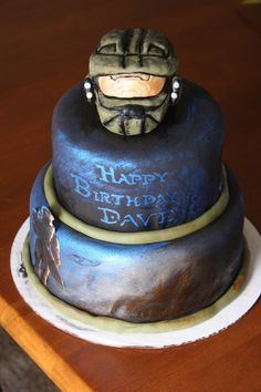 Halo cake I made for a sweet 16 baking creations Pinterest