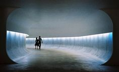 The Niteroi Contemporary Art Museum by Oscar Niemeyer
