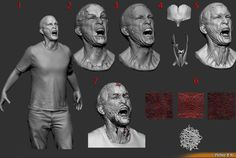 ZBrush 4R8 Beta Testing Gallery - Page 3