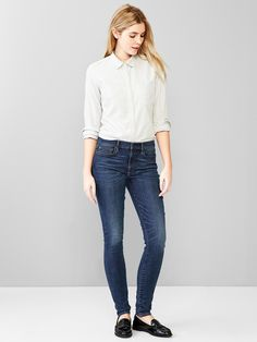product zoom *SKINNY HIGHRISE