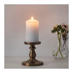 IKEA - ERSÄTTA, Kerzenständer für Blockkerze, Aus mehreren ERSÄTTA Kerzenhaltern…