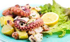 Insalata di polpo e patate con olive taggiasche, la ricetta estiva e leggera   Cambio cuoco