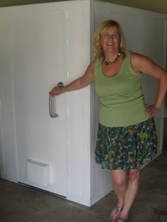 Digging Out of Distraction: My New #Tornado #Shelter--Valley Storm Shelters to the Rescue!