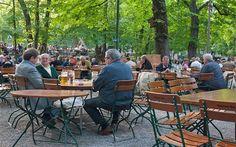 Spend a summer touring Bavaria's famous biergarten; here's a list of Munich's best.