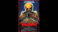 80s Horror Movies Released in 1983 (Cover Art & Posters)