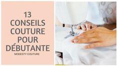 13 astuces couture qui changent la vie ! Coin Couture, Blog Couture, Techniques Couture, Sewing, Diy, Facebook, Youtube, Dressmaking, London