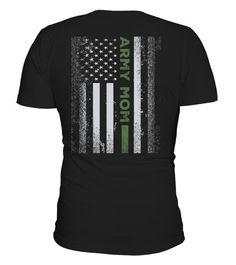 Army Mom Flag T-shirts - Funny Mom Shirts - Ideas of Funny Mom Shirts - Army Mom Flag T-shirts Army Mom Shirts, Family Shirts, Army Party, Military Party, Army Family, Military Mom, Military Honors, Marine Mom, Marine Corps