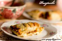 Blog kulinarny: Paszteciki z tego, co pod ręką