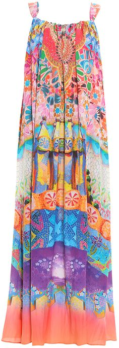CAMILLA Printed Dress