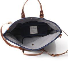 Bleu de Chauffe Marine Remix Bag