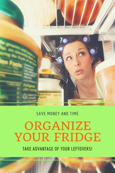 Organizing Your Refrigerator and Your Leftover Meals - Professional Organizer Kathi Burns, CPOProfessional Organizer | Image Consultant