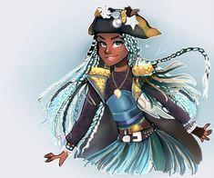 Descendants - Uma by Ioioz on DeviantArt Descendants Music, Descendants Wicked World, Disney Channel Descendants, Descendants Costumes, Fanart, Chibi Kawaii, China Anne Mcclain, Disney Decendants, Cartoon Girl Drawing