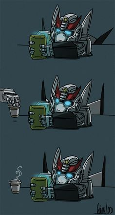 Tired Lil Prowl by VolverseLoco on deviantART