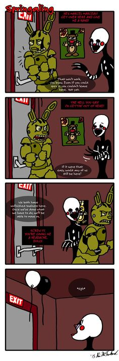 Springaling 13: School for the Gifted by Negaduck9.deviantart.com on @DeviantArt