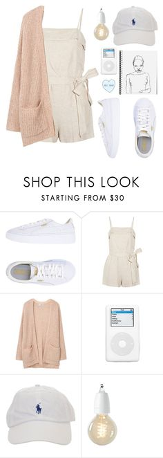 """""""9am in Niagara"""" by youvegotraye ❤ liked on Polyvore featuring Puma, Alice + Olivia, MANGO and Nud"""