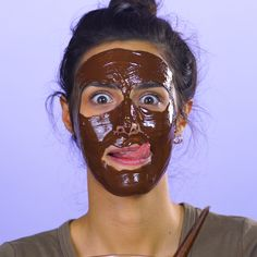 Chocolate facial treatment - Women Style World All Natural Skin Care, Organic Skin Care, Facial Treatment, Skin Treatments, Chocolate Facial, Combination Skin Care Routine, Cellulite, Oily Skin Care, Glow