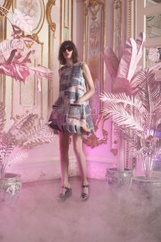 Cynthia Rowley Resort 2016 Fashion Show Passion For Fashion, Love Fashion, Fashion Show, Autumn Fashion, Fashion Looks, Fashion Design, Fashion Week 2015, Milan Fashion Weeks, Cynthia Rowley