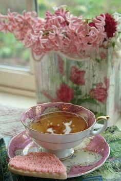 high tea by Fern Marilynn