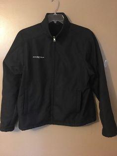 ZeroXposur Jacket Men's Black Size Large #Zeroxposur #BasicJacket