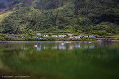 Caldeira Santo Cristo - Landscape, Azores, Portugal by Luis Godinho