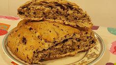 LA COCINA DE BEA Y SUS CHICOS: Pan de aceitunas negras y pasas