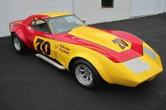 1973 Chevrolet Corvette SCCA/IMSA Racing Car Boldride.com - Pictures, Wallpapers